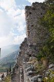 Castello di Arco Lizenzfreie Stockfotos