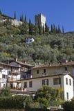 Castello di Arco Stock Photo