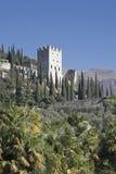 Castello di Arco Stock Images