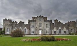 Castello di Ardgillan fotografia stock libera da diritti
