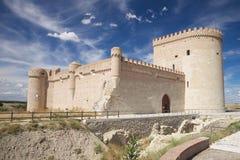 Castello di Arevalo Fotografie Stock