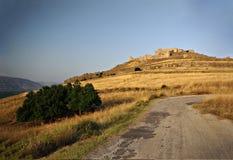 Castello di Argo Fotografie Stock Libere da Diritti