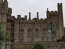 Castello di Arundel Immagini Stock Libere da Diritti