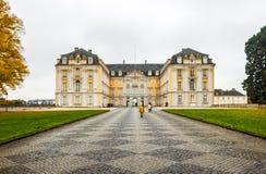 Castello di Augustusburg in Germania fotografia stock