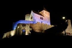 Castello di BÄdzin Fotografie Stock Libere da Diritti