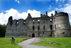 Castello di Balvenie Immagini Stock