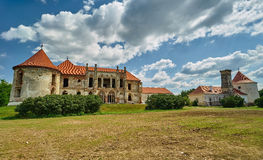 Castello di Banffy Fotografia Stock