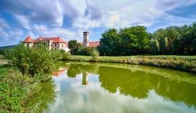Castello di Banffy Fotografie Stock