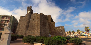 Free Castello Di Barbacane, Pantelleria Stock Photography - 33921332