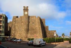 Castello di Barbacane, Pantelleria fotografia de stock