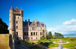 Castello di Belfast immagine stock