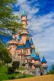 Castello di bella addormentata a Disneyland Parigi, editoriale di Eurodisney Azione della foto fotografie stock