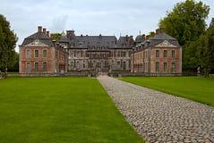 Castello di Beloeil fotografie stock