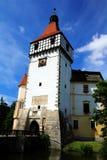 Castello di Blatna immagine stock