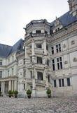 Castello di Blois Fotografie Stock Libere da Diritti