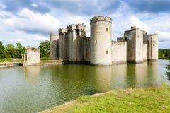 Castello di Bodiam Fotografie Stock Libere da Diritti