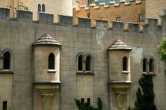 Castello di Bojnice Immagini Stock