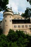 Castello di Bojnice Fotografie Stock Libere da Diritti