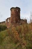 Castello di Bothwell Fotografie Stock