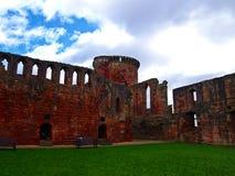 Castello di Bothwell Immagini Stock