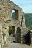 Castello di Bourscheid Fotografia Stock Libera da Diritti