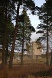 Castello di Braemar, altopiani scozzesi fotografia stock libera da diritti