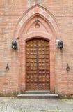 The Castello di Brolio, Gaiole in Chianti, Tuscany, Italy Stock Photo