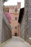 The Castello di Brolio, Gaiole in Chianti, Tuscany, Italy Stock Images