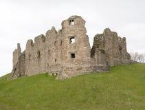 Castello di Brough Fotografia Stock Libera da Diritti