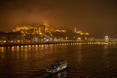 Castello di Buda Immagini Stock Libere da Diritti