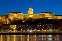 Castello di Buda, Budapest, Ungheria Fotografia Stock