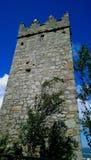 Castello di Bulloch, Dalkey, Irlanda fotografie stock libere da diritti