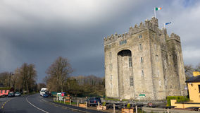 Castello di Bunratty Immagine Stock