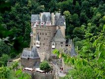 Castello di Burg Eltz fotografia stock