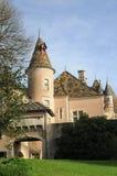 Castello di Burnand/Chateau De Burnand Immagine Stock Libera da Diritti