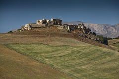 Castello di Calutubo Royalty Free Stock Photos