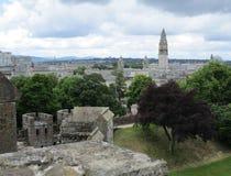 Castello di Cardiff Fotografie Stock Libere da Diritti