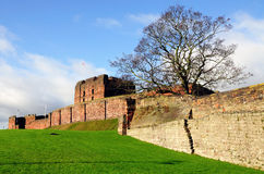 Castello di Carlisle Fotografia Stock