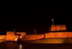 Castello di Carlisle Immagini Stock Libere da Diritti