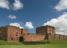 Castello di Carlisle Immagini Stock