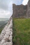Castello di Carreg Cennen Fotografie Stock Libere da Diritti