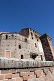 Castello Di Castellazzo Novarese Stock Afbeelding