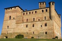 Castello di Cavour fotografia stock libera da diritti