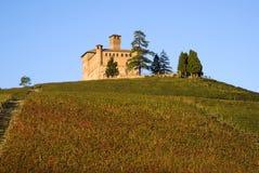 Castello di Cavour immagine stock libera da diritti