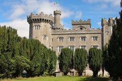 Castello di Charleville. Tullamore. L'Irlanda immagine stock