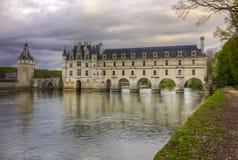 Castello di Chenonceau fotografia stock