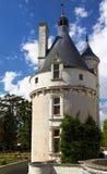Castello di Chenonceau, Francia Immagini Stock