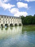 Castello di Chenonceaux fotografia stock