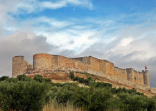 Castello di Cid Fotografie Stock