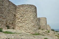 Castello di Claramunt immagine stock